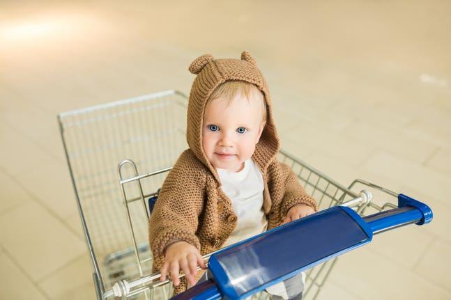 6 نصائح مفيدة لتسوق خالي من التوتر برفقة طفلك