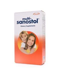 ملتي-سانوستول شراب 200 مل