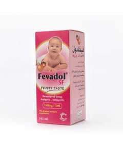 Fevadol-Sf Syrup 145 ml