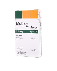Mobic 15 mg Tablet 30pcs