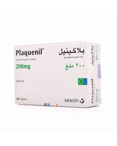 Plaquenil 200 mg Tab 60pcs