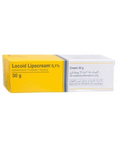 Locoid 1 mg Lipocream 30 gm