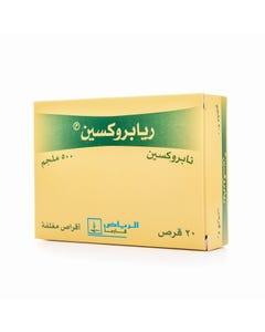 Riaproxen 500 mg Tablet 20pcs