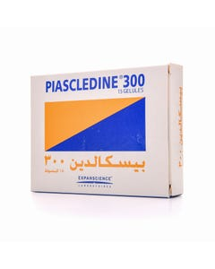 Piascledine 300 mg Capsule 15pcs