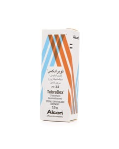 Tobradex Eye Ointment 3.5 gm