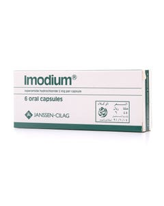 Imodium Capsule 6pcs