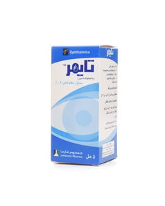 Tymer 0.3% Eye Drop 5 ml