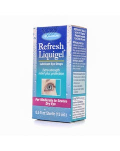 Refresh-Liquigel Eye Drop 15 ml