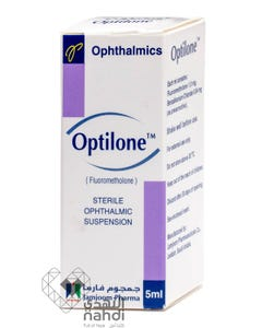 Optilone 1% Eye Drop 5 ml