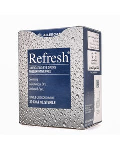 Refresh Eye Drop 30pcs 0.4 ml