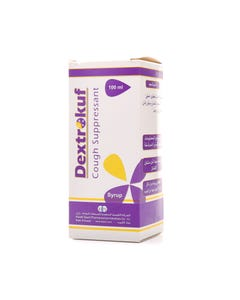 Dextrokuf 15 mg Syrup 100 ml