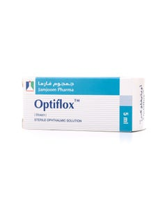 Optiflox 0.3% Eye Drop 5 ml
