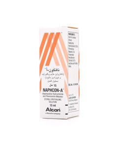 Naphcon-A Eye Drop 15 ml