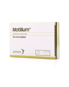 Motilium 10 mg Tablet 30pcs