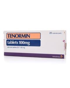 Tenormin 100 mg Tablet 28pcs