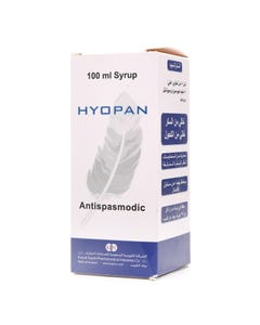 Hyopan 5 mg Syrup 100 ml