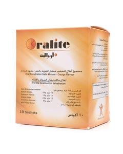 Oralite Sachet 10pcs