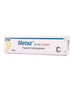 Metaz 1 mg Cream 30 gm
