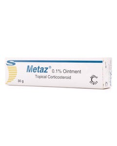 Metaz 1 mg Ointment 30 gm