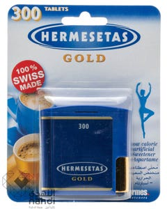 Hermesetas-Gold 300 Tablets