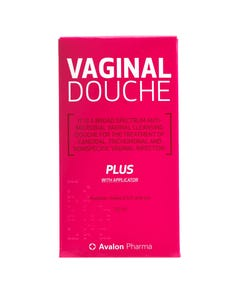 Avalon Povidone Iodine Vaginal Douche Plus
