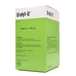 Coli Urinal Granule Effervescent 60 Gm Al Dawaa Pharmacies