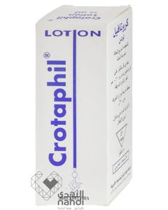Crotaphil Lotion 50 ml