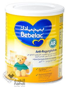 Bebelac AntiRegurgitation Milk  400 gm