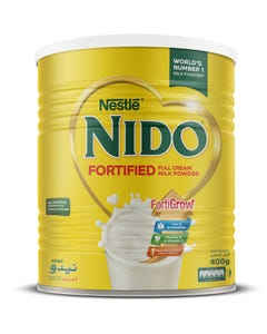 Nido Milk Powder Full Cream (High Calcium) 400 gm