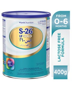 S26 Gold Baby Milk LF 400 gm