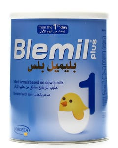 Blemil Plus Baby Milk (1) 400 gm