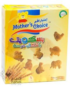 إختيار الأم بسكويت أطفال أشكال المرح الأصلي 180 جم