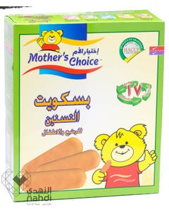 Mothers Choice Baby Teething Biscuits 180 gm