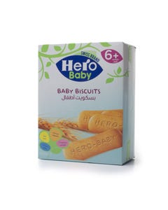 Hero Baby Original Baby Biscuits 180 gm