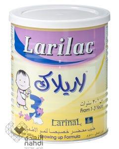 Larinal Larilac Baby Milk  (3) Honey 400 gm