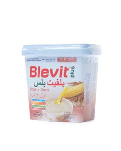 Blevit Baby Rice & Corn Cereal 300 gm