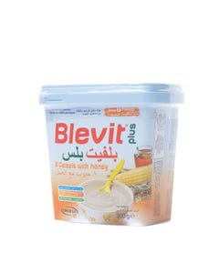 Blevit Baby 8 Cereal With Honey 300 gm