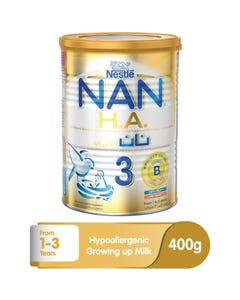 Nan Baby Milk (3) HA 400 gm