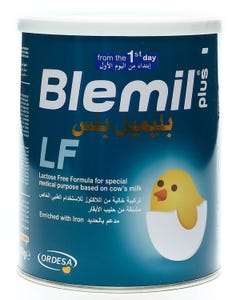 Blemil Plus Baby Milk Lf 400 gm