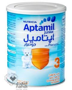 أبتاميل جونيور (3) حليب للأطفال في طور النمو 900 جم