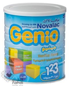 Novalac Genio Baby Milk  (3) 800 gm