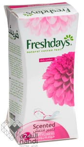Freshdays Panty Liner Normal Scented 24 pcs