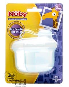Nuby Milk Powder Dispenser 3 Layer (Bpa Free)5305
