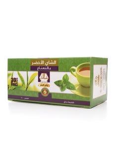 Wadi-Alnahil Tea Green Tea 30 Sachets