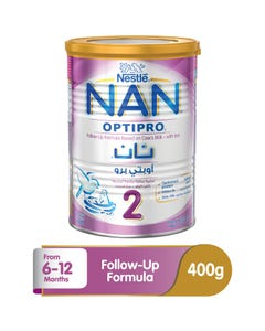 Nan Baby Milk (2) 400 gm