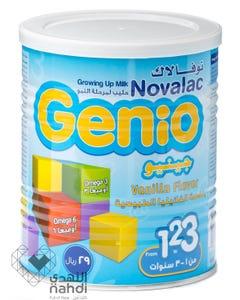 Novalac Genio Baby Milk  (3) 400 gm