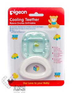 Pigeon Teether Square N621a P367