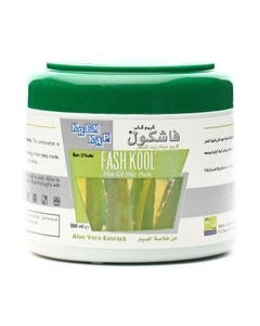 Cap-Fashkool Hot Oil Treatment Aloe Vera Extract 500 ml