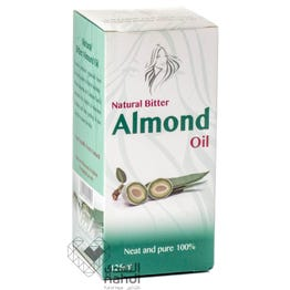 Viola Hair Oil Bitter Almond 125 ml