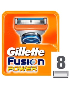 Gillette Blades Fusion Power Refill 8 pcs
